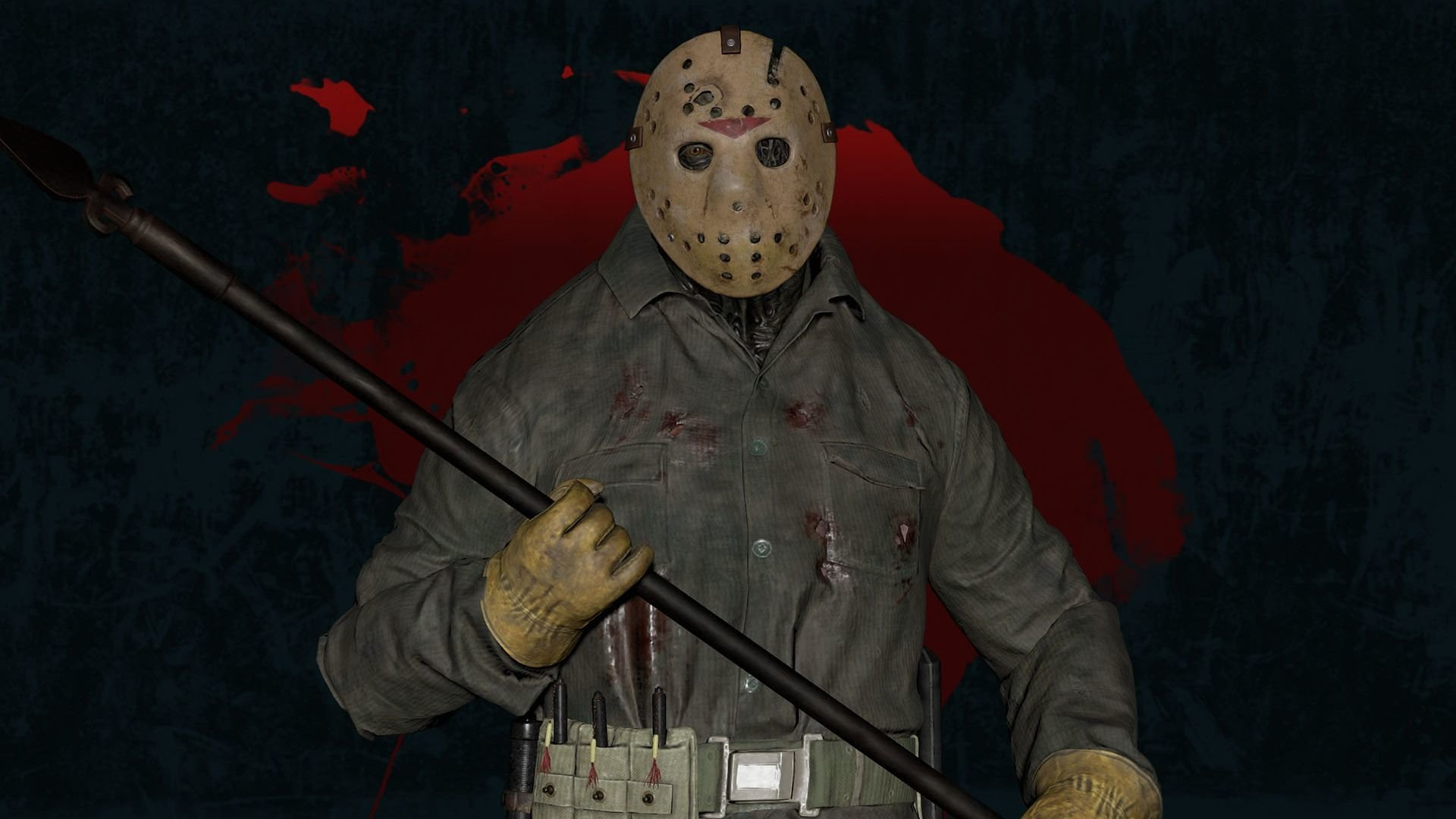 Friday The 13th The Game Wallpaper: Friday The 13th: The Game HD Wallpaper
