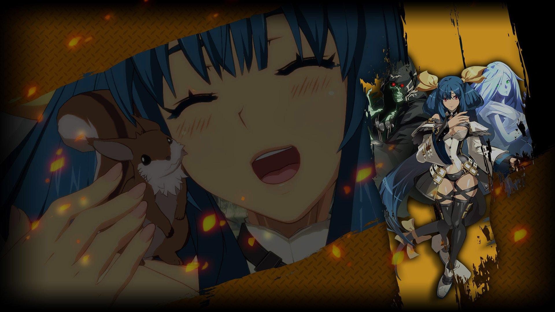 Guilty Gear Xrd Revelator Hd Wallpaper Background Image