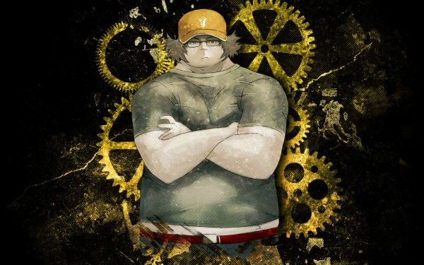 Anime Steins;Gate Itaru Hashida HD Wallpaper   Background Image