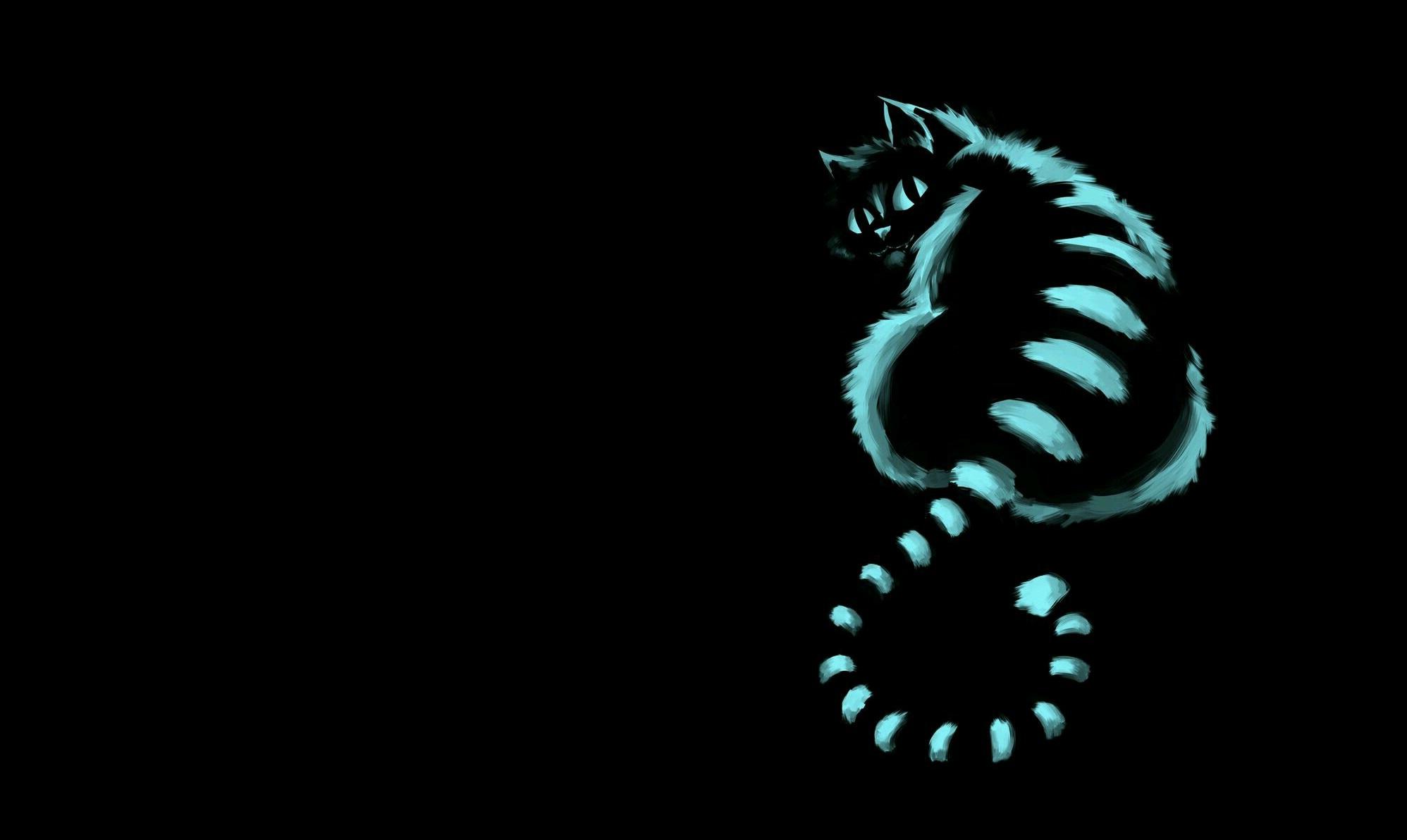 Dessin De Cheshire Cat
