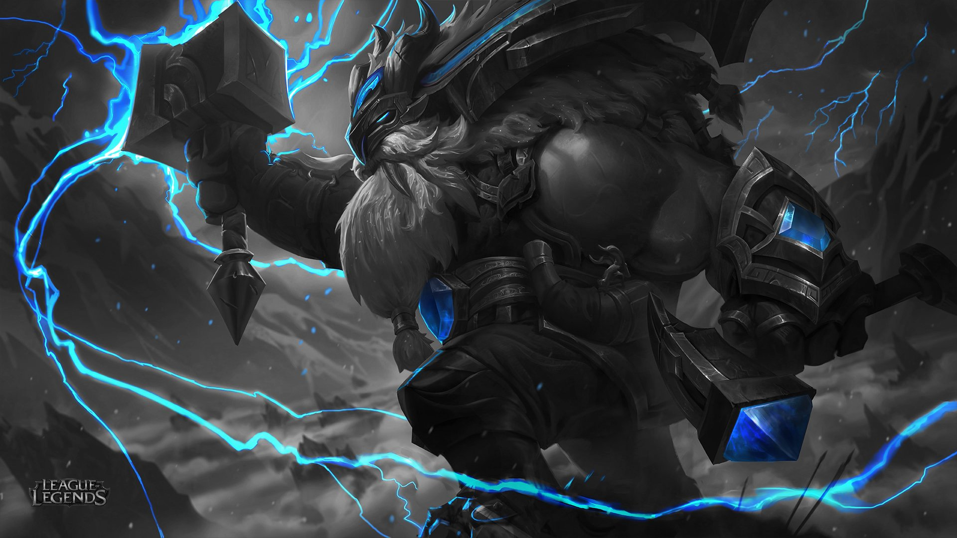9 Ornn League Of Legends Hd Wallpapers Background Images