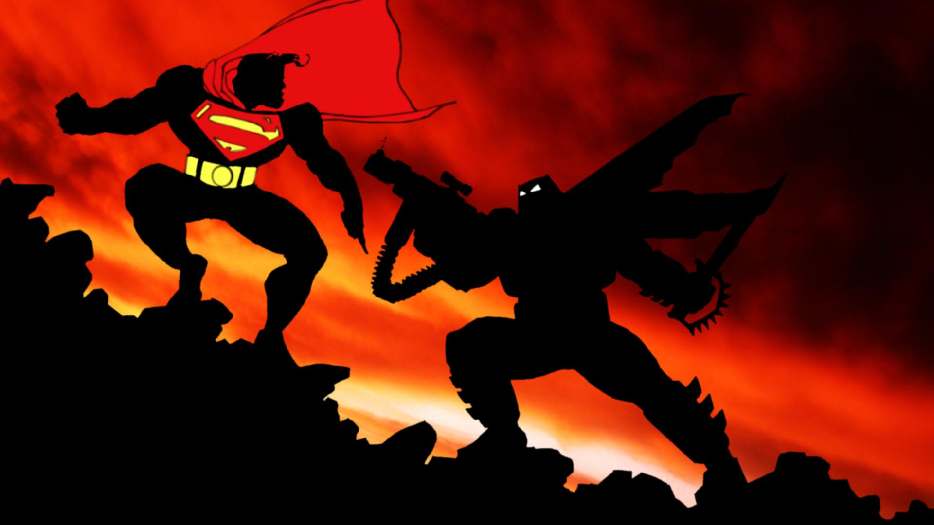 Batman The Dark Knight Returns Hd Wallpaper Background Image