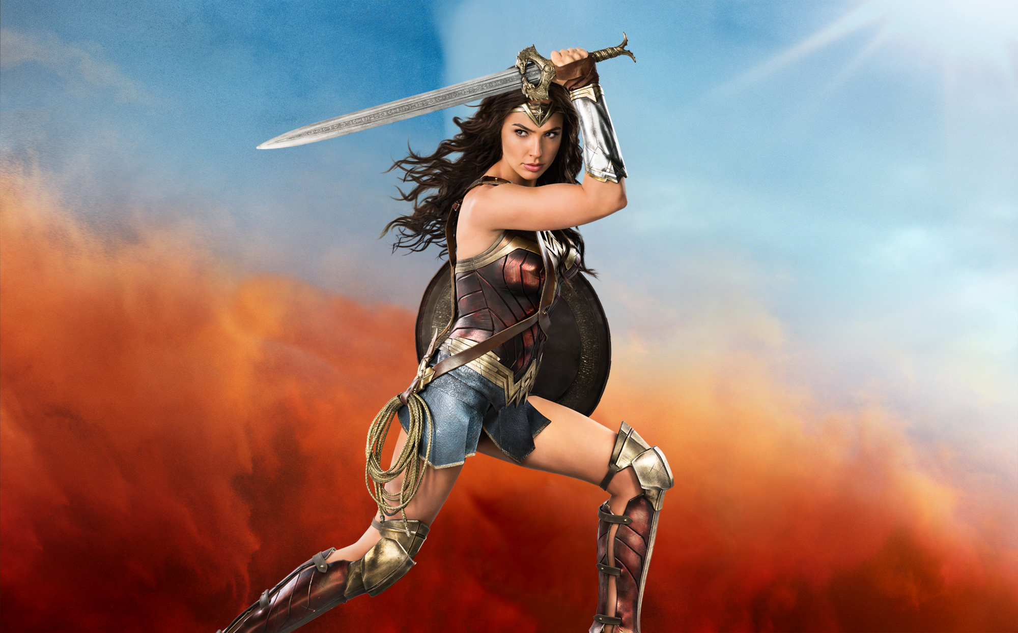 Wonder Woman Hd Wallpaper: Wonder Woman HD Wallpaper
