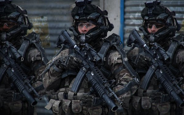 Military Sci Fi Soldier Weapon HD Wallpaper | Background Image