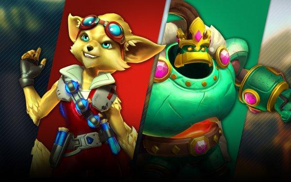 Video Game Paladins Pip Bomb King HD Wallpaper | Background Image