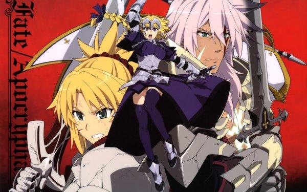 Anime Fate/Apocrypha Fate Series Mordred Saber of Black Saber of Red Ruler HD Wallpaper   Background Image
