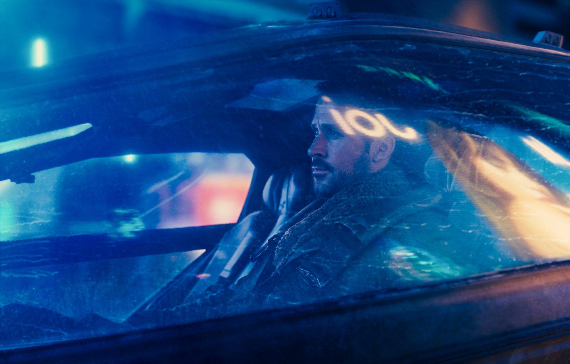 Movie - Blade Runner 2049  Ryan Gosling Wallpaper