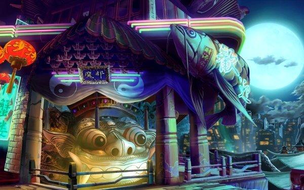 Video Game BlazBlue Centralfiction Blazblue HD Wallpaper   Background Image