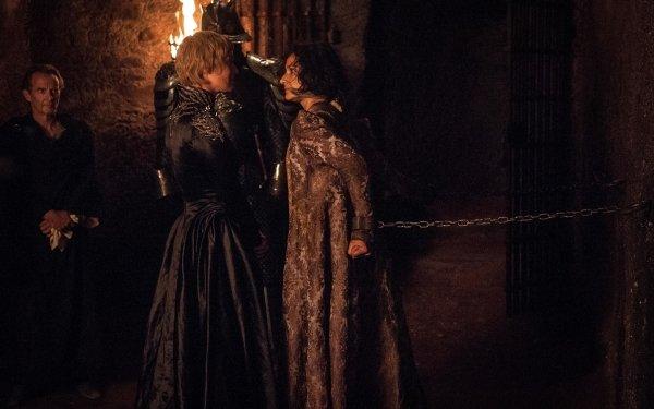 TV Show Game Of Thrones Qyburn Cersei Lannister Ellaria Sand Anton Lesser Lena Headey Indira Varma HD Wallpaper | Background Image