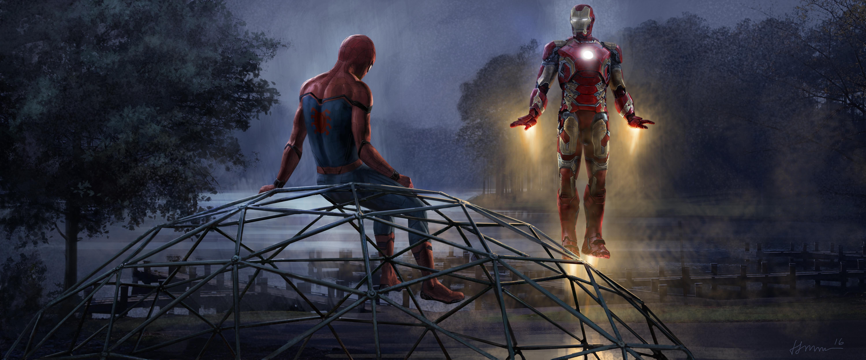 Spider Man Homecoming 4k Ultra Hd Wallpaper Hintergrund