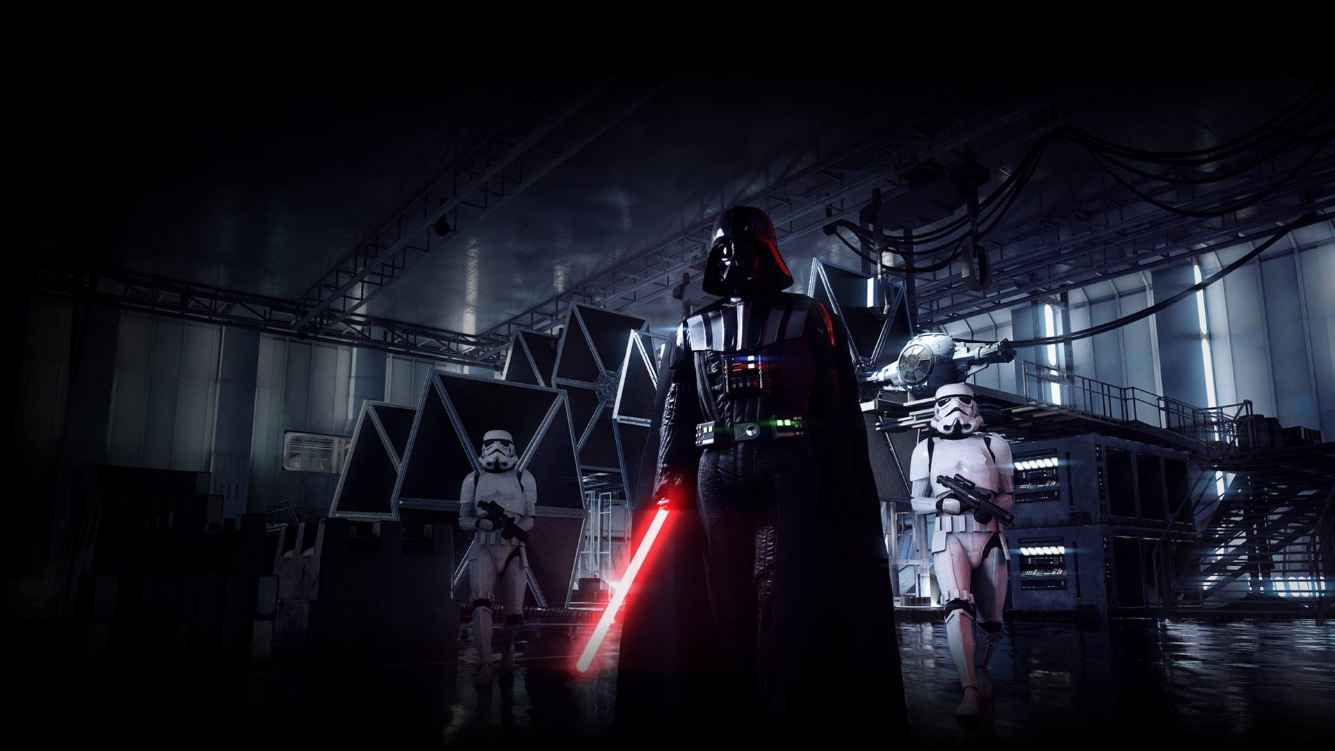 Star Wars Battlefront II (2017) HD Wallpaper