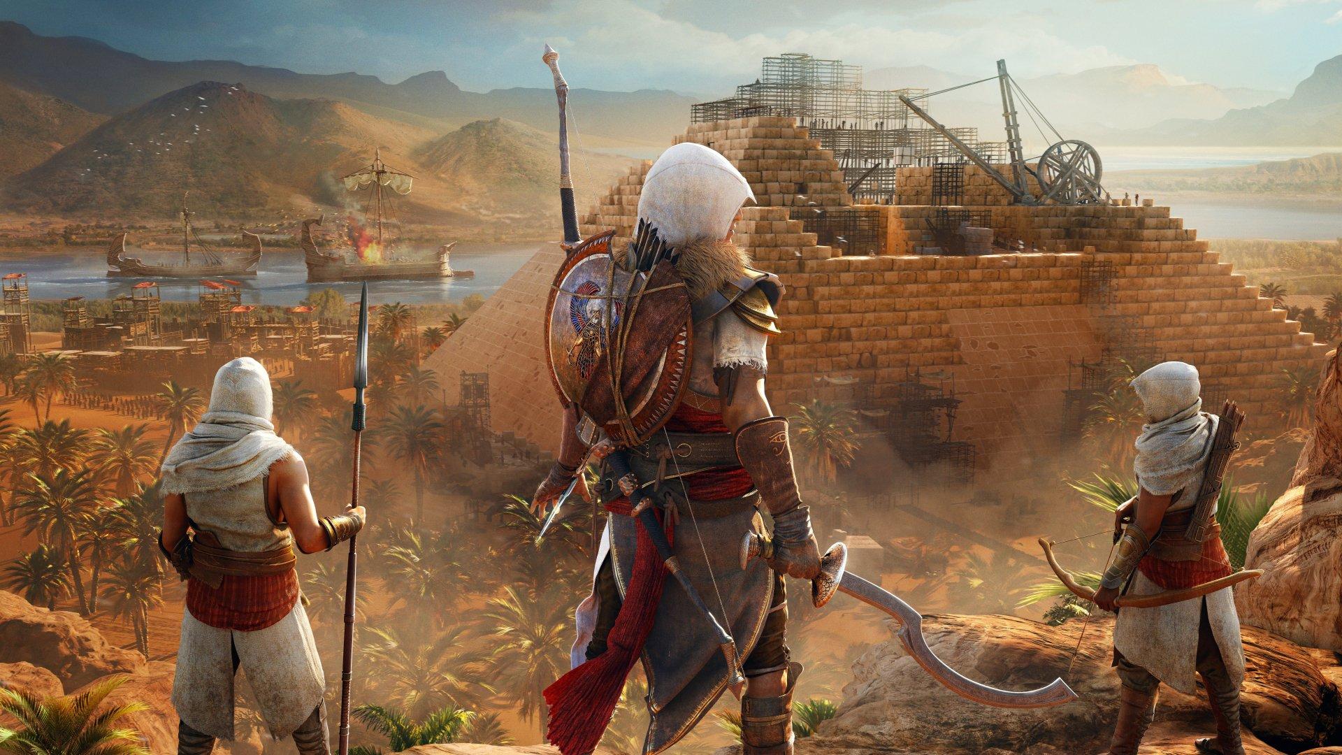 Video Game - Assassin's Creed Origins  Wallpaper