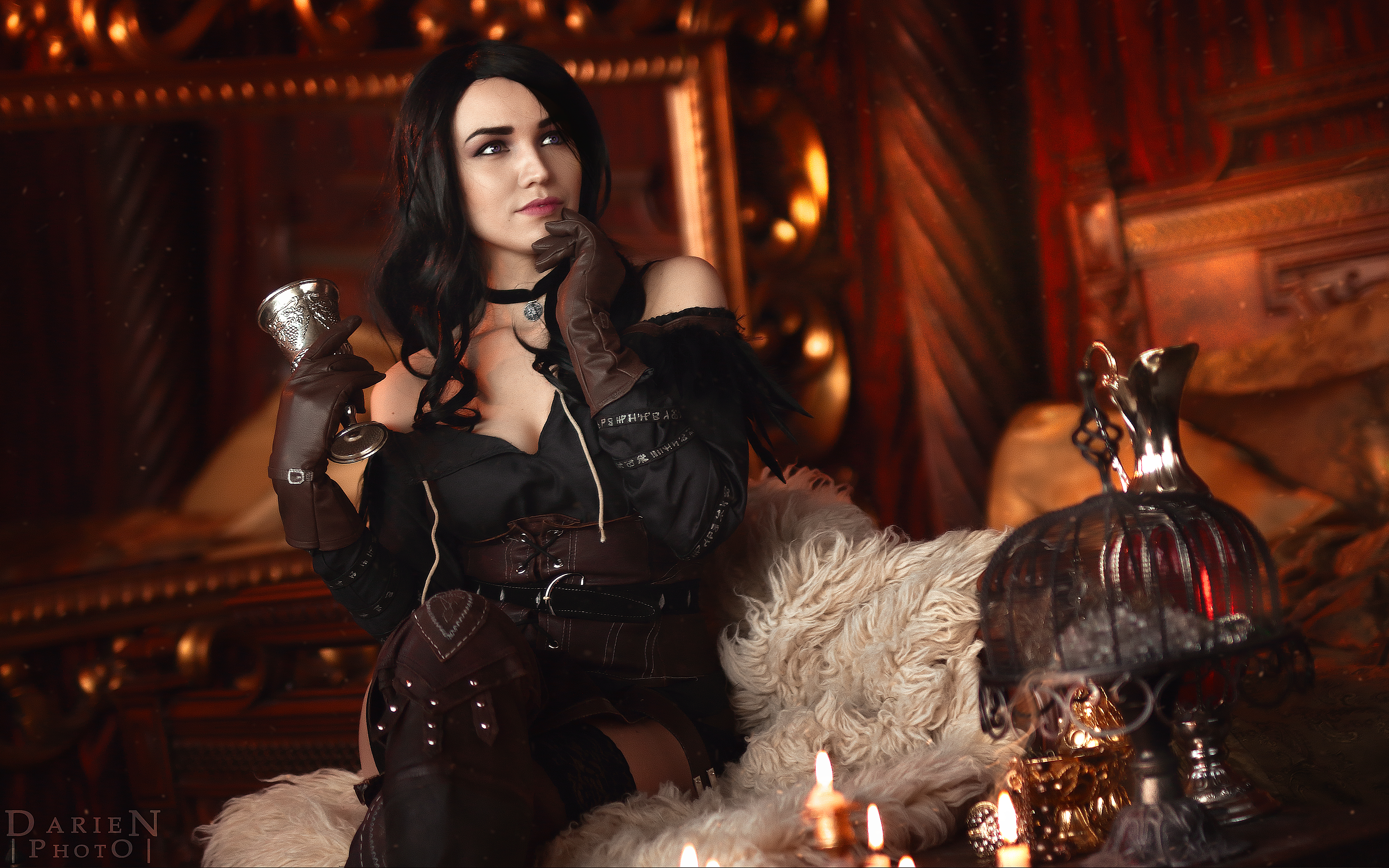 63 Yennefer Of Vengerberg Hd Wallpapers Background Images Wallpaper Abyss