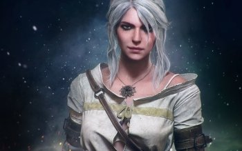 146 Ciri The Witcher Hd Wallpapers Background Images Wallpaper Abyss