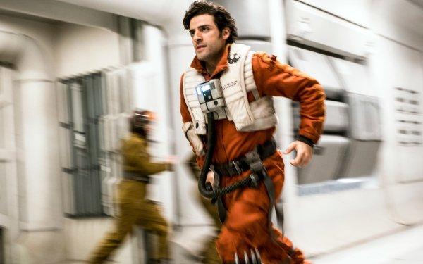 Movie Star Wars: The Last Jedi Star Wars Poe Dameron Oscar Isaac HD Wallpaper | Background Image