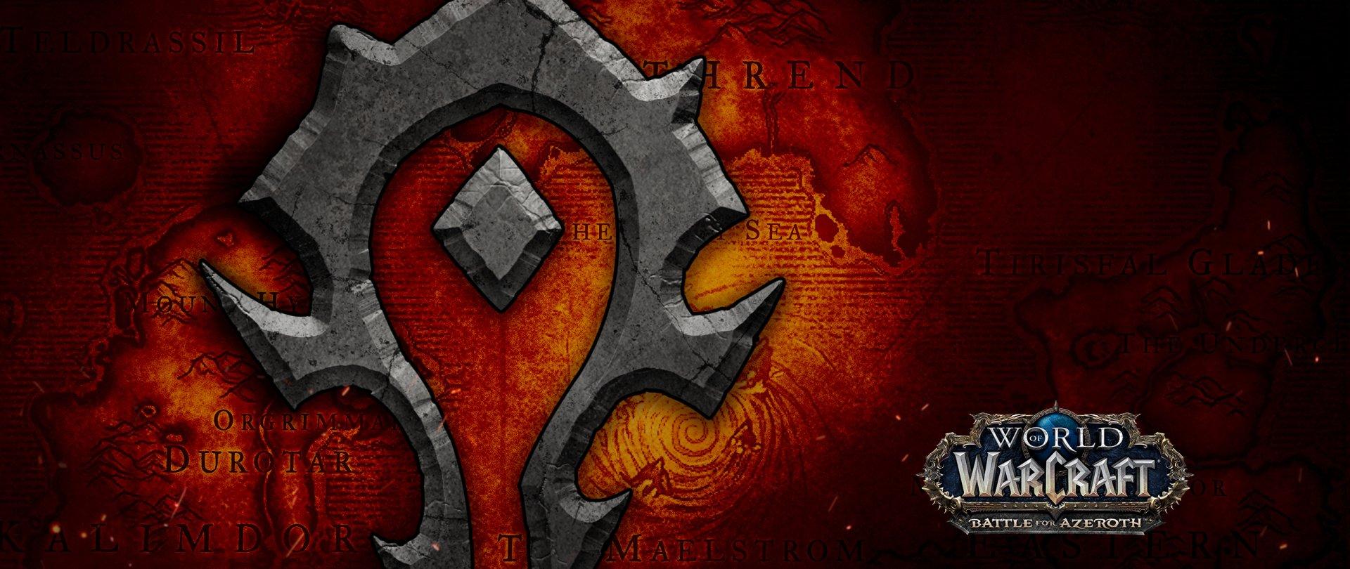 Bfa Hd Wallpaper: World Of Warcraft: Battle For Azeroth Fondo De Pantalla HD