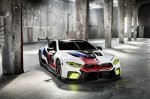 Preview BMW M8 GTE