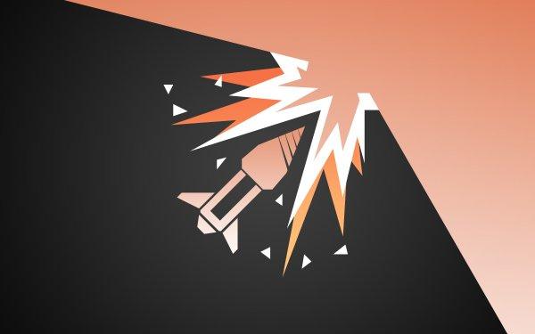 Video Game Tom Clancy's Rainbow Six: Siege Ash Minimalist HD Wallpaper   Background Image