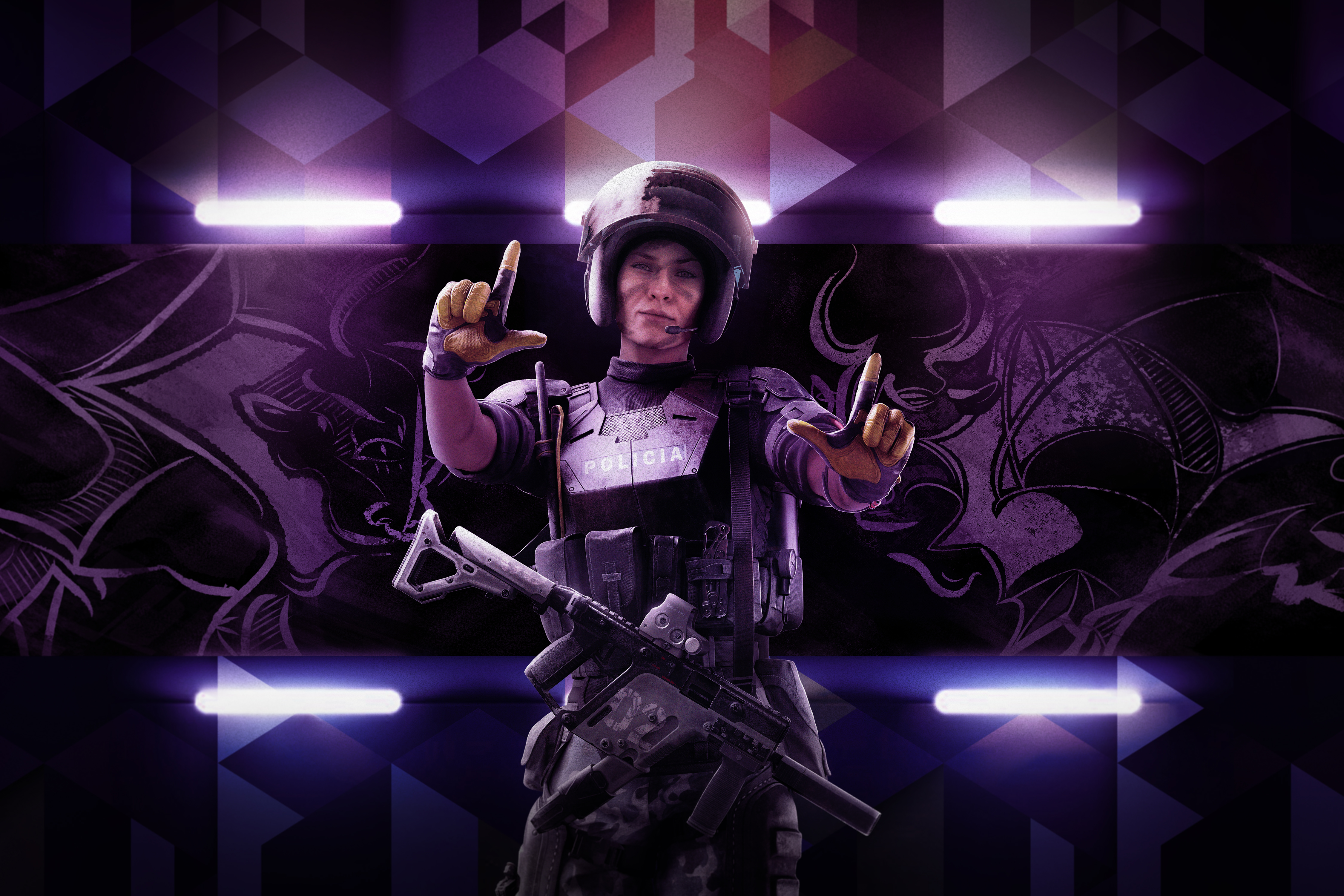Mira, Mira on the wall. Whos the thiccest of them all