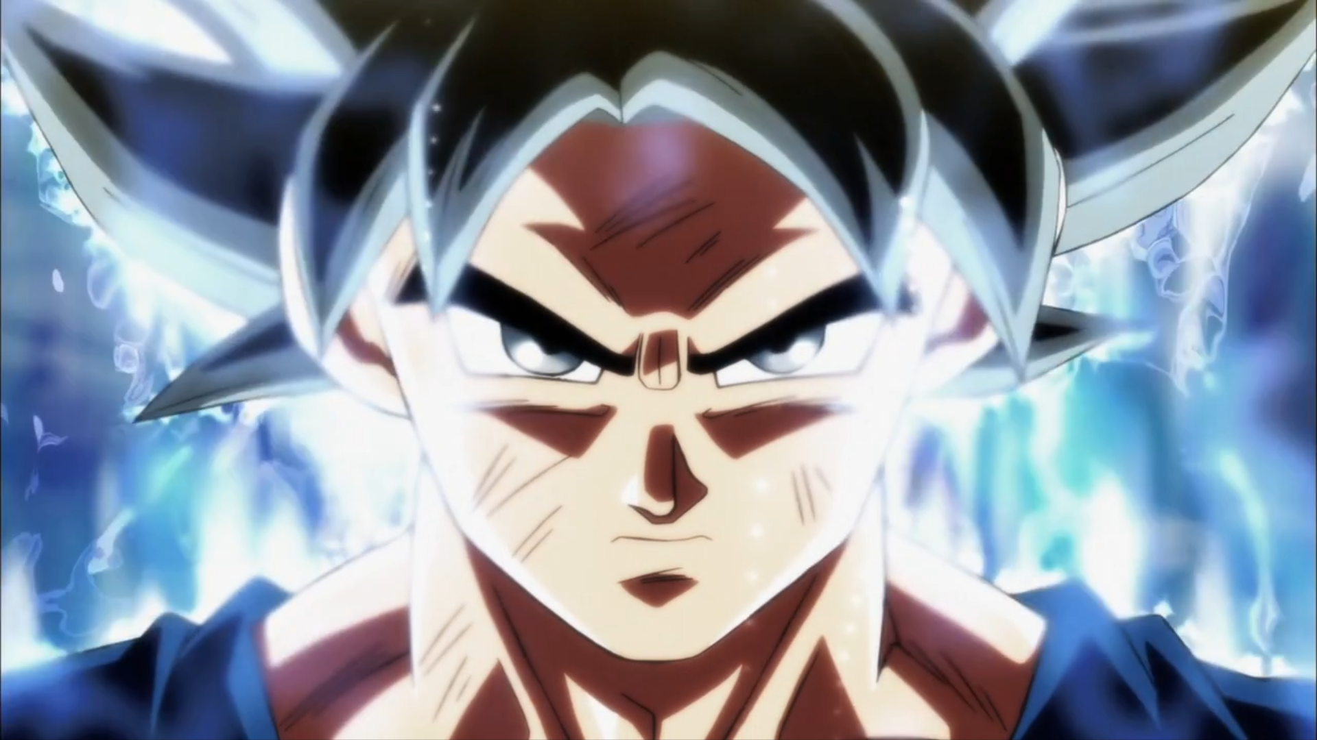 Goku Ultra Instinct Wallpaper Hd: Goku Ultra Instinct HD Wallpaper