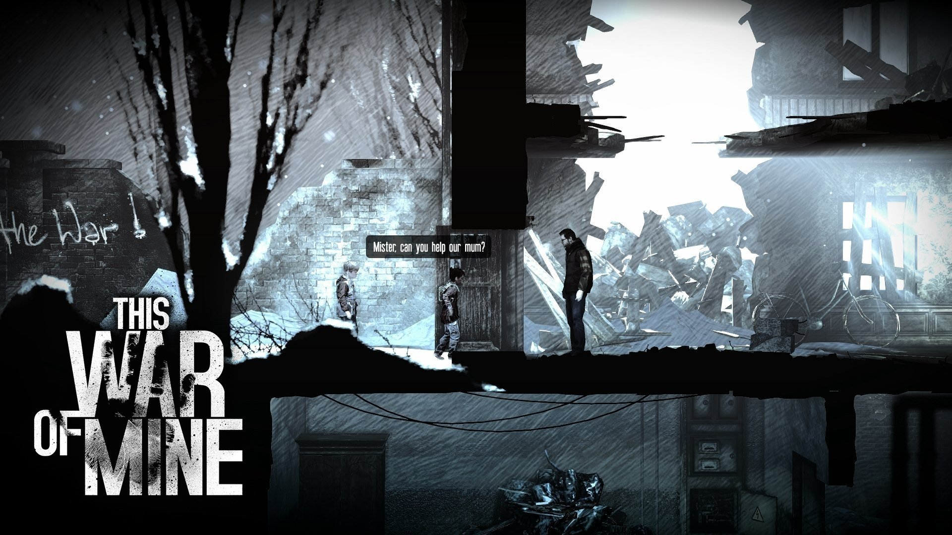 Video Game - This War of Mine  Wallpaper