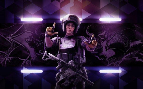 Video Game Tom Clancy's Rainbow Six: Siege Mira HD Wallpaper | Background Image