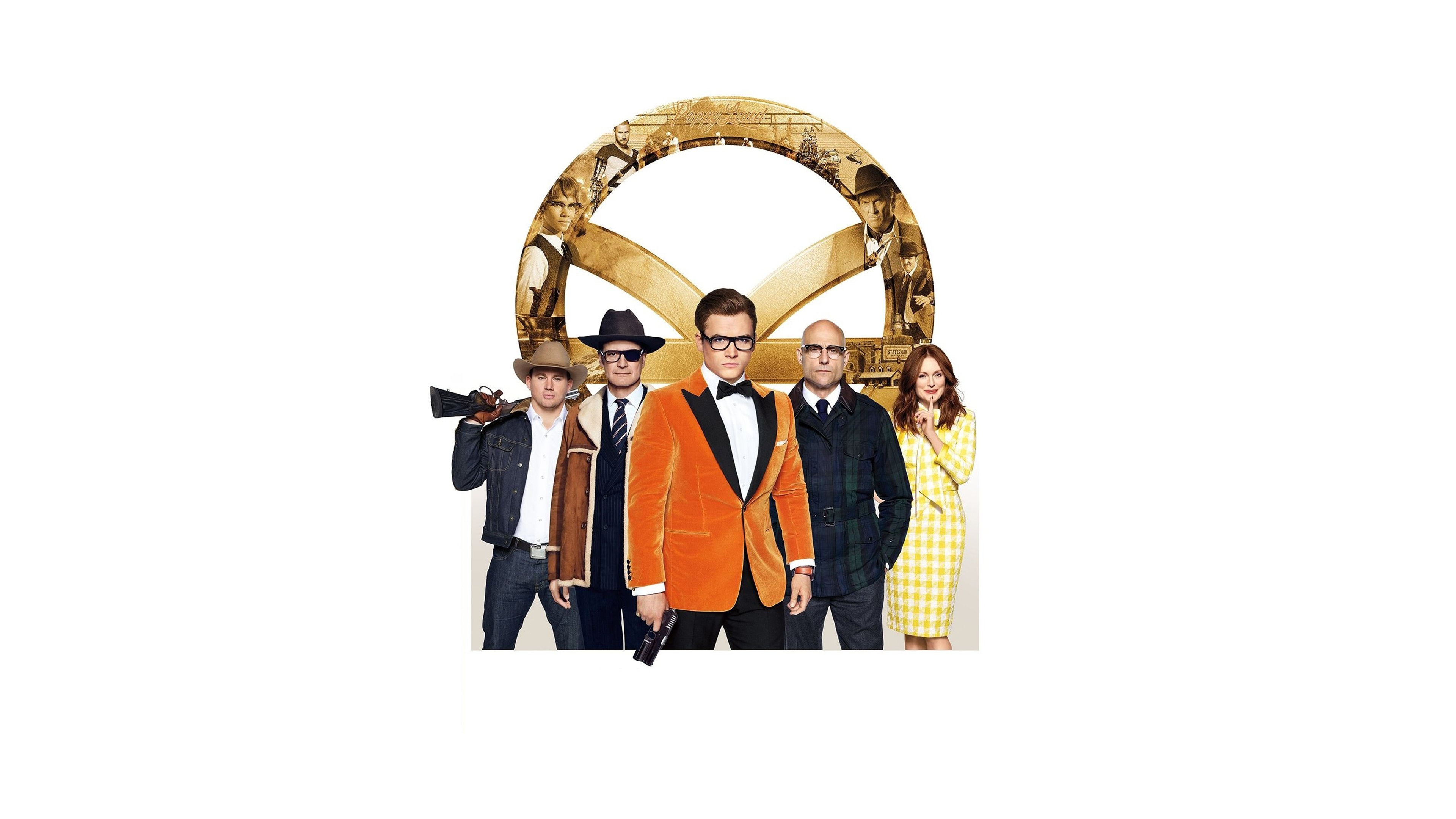 Kingsman The Golden Circle Wallpaper: Kingsman: The Golden Circle 4k Ultra HD Wallpaper