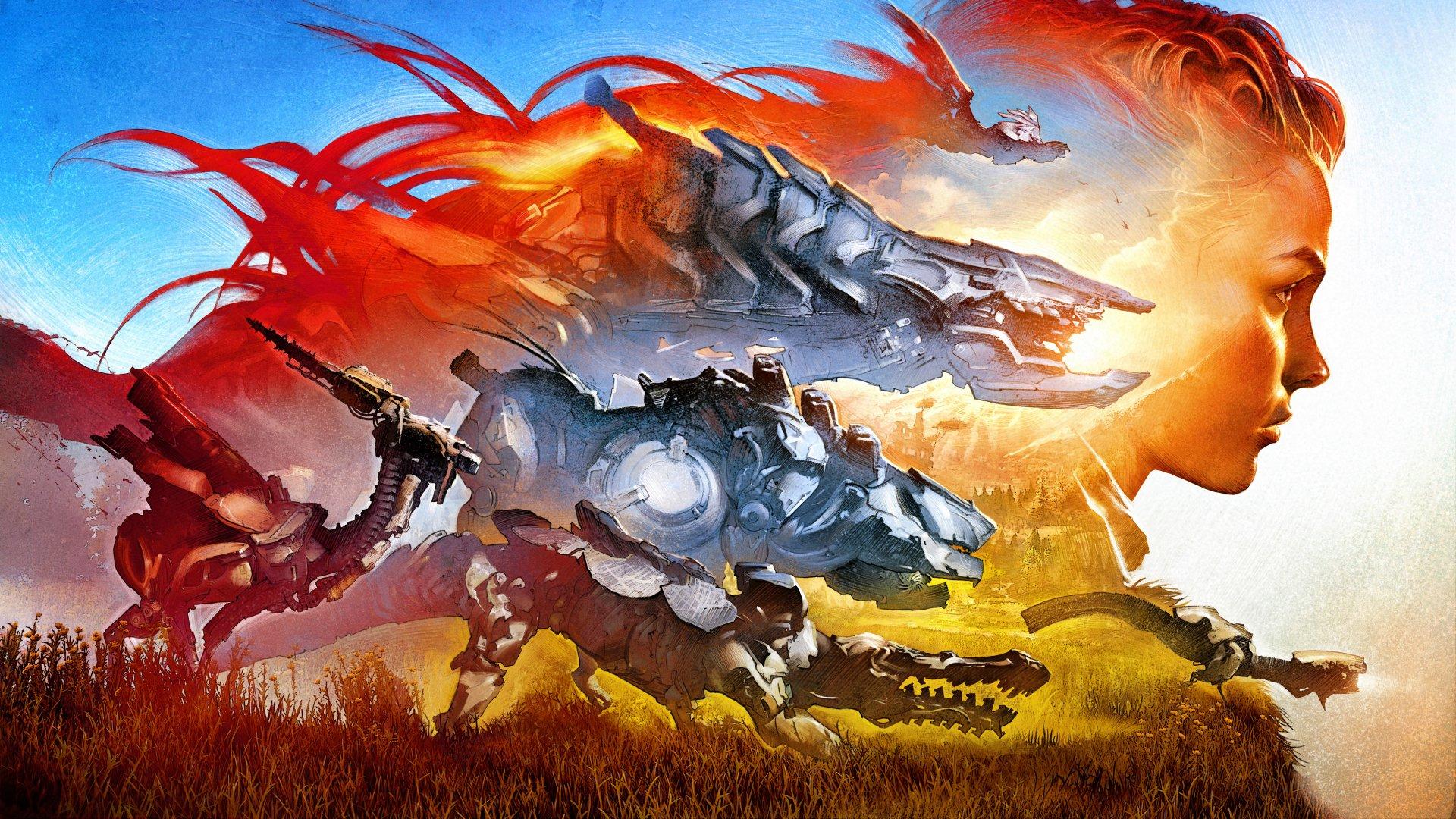 Computerspiele - Horizon Zero Dawn  Wallpaper