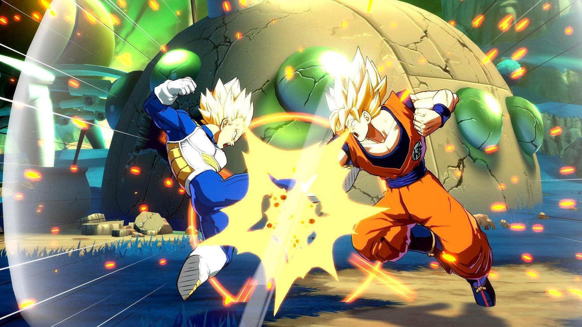 Video Game - Dragon Ball FighterZ  Wallpaper