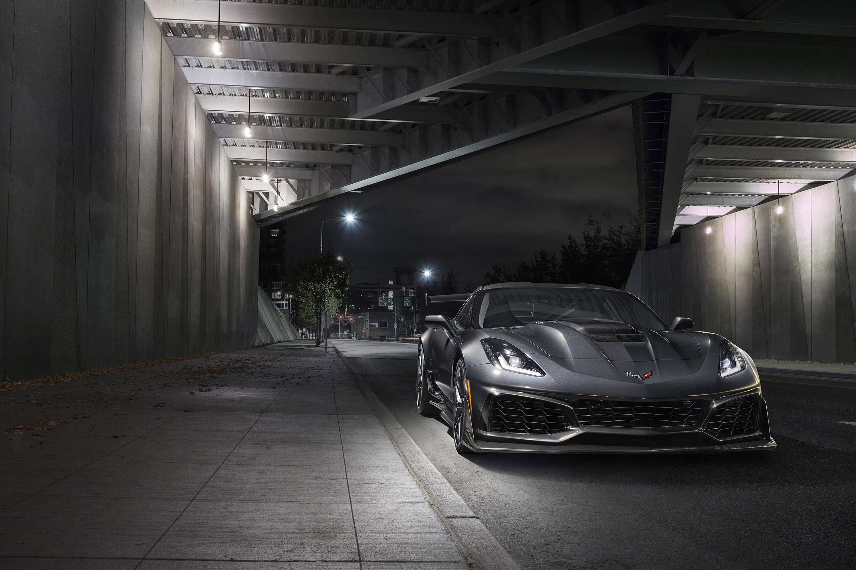 2018 Chevrolet Corvette ZR1 HD Wallpaper | Background ...