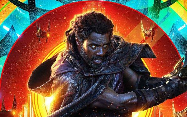 Movie Thor: Ragnarok Idris Elba Heimdall HD Wallpaper | Background Image