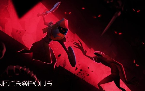 Video Game Necropolis HD Wallpaper   Background Image