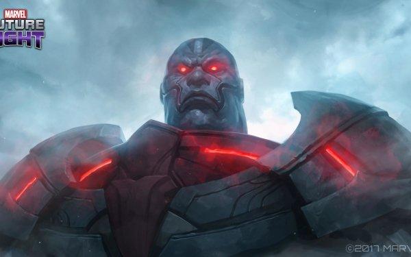 Jeux Vidéo Marvel: Future Fight Apocalypse Fond d'écran HD   Image