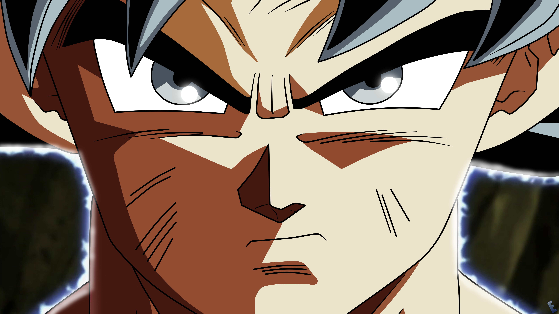 Los Mejores Fondos De Pantalla De Goku Migatte No Gokui Hd: Goku Migatte No Gokui...!!! 5k Retina Ultra HD Wallpaper