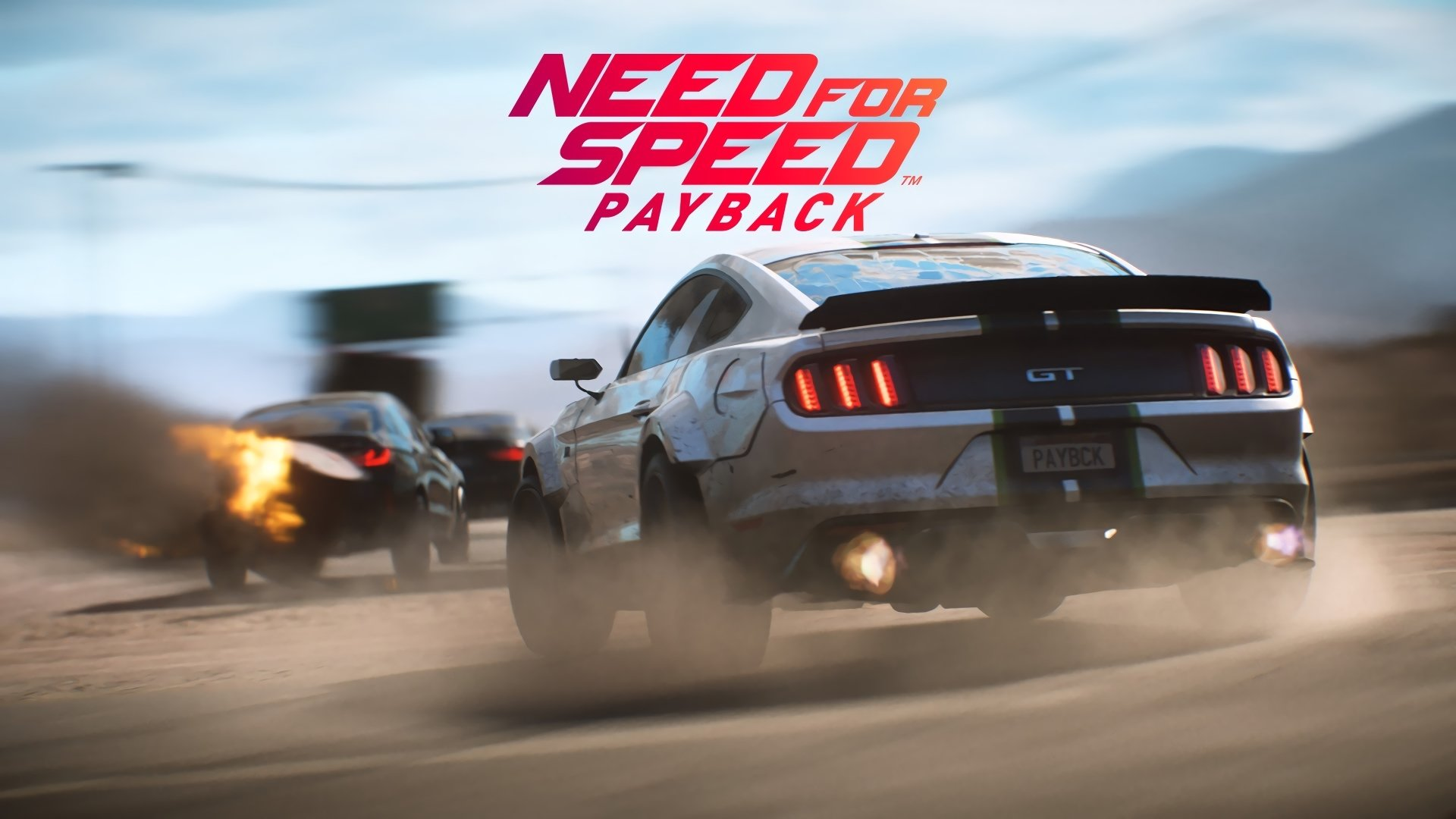 Need For Speed Payback Supercar HD Wallpaper