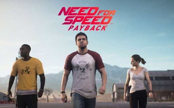 Video Game Need for Speed Payback Need for Speed Need For Speed Jessica Miller Tyler Morgan Sean McAlister HD Wallpaper | Background Image