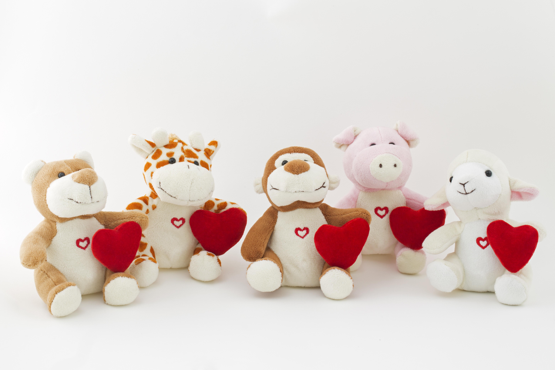毛绒玩具 玩具熊图片 4K高清壁纸 其他壁纸-第1张