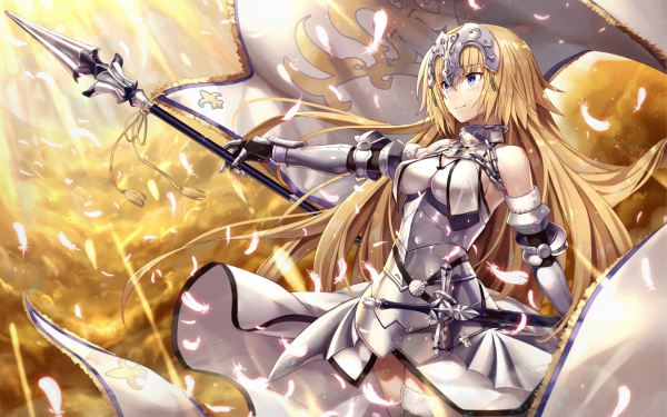 Anime Fate/Grand Order Fate Series Ruler HD Wallpaper | Background Image
