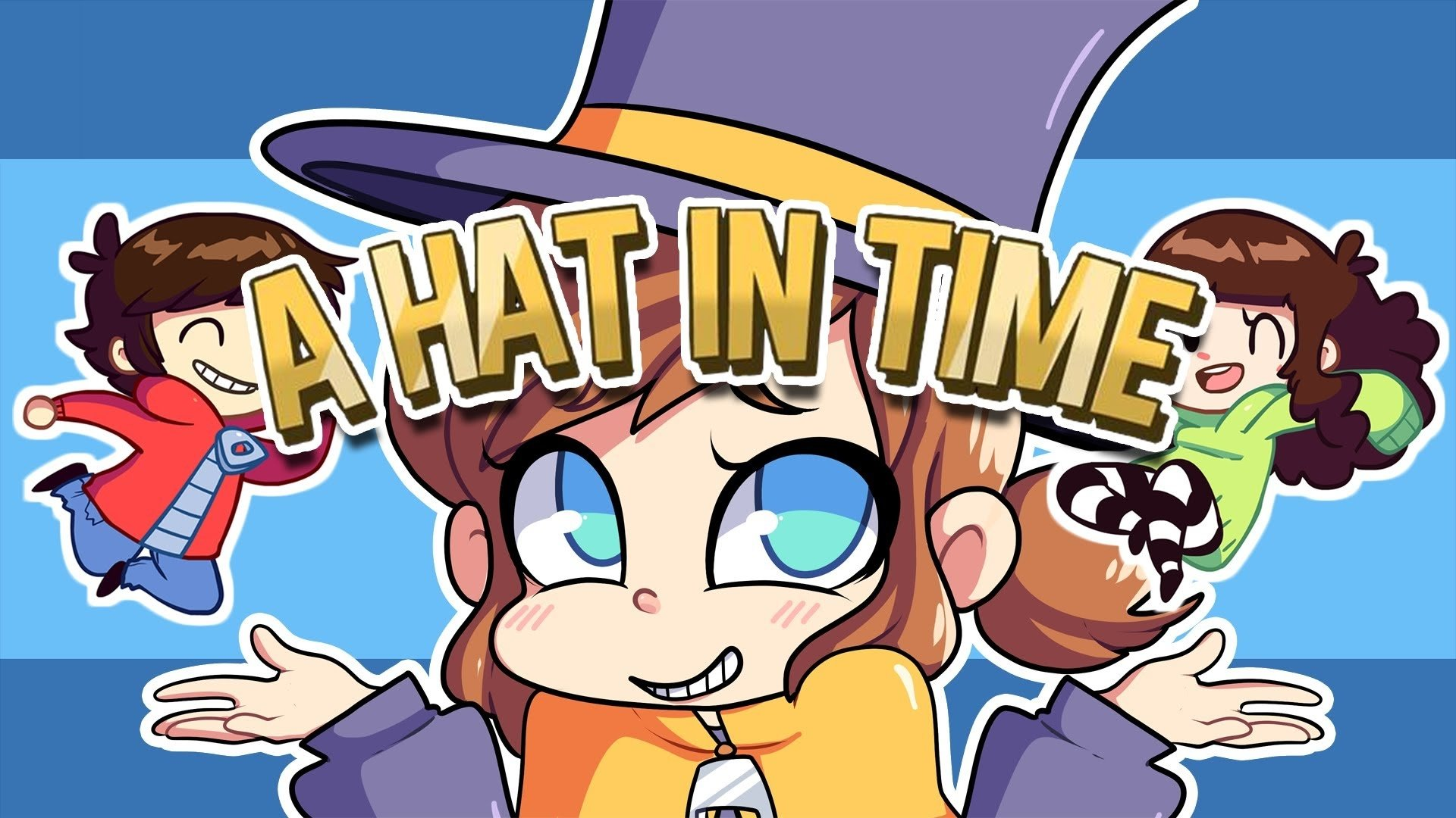 A Hat In Time Hd Wallpaper Background Image 1920x1080 Id