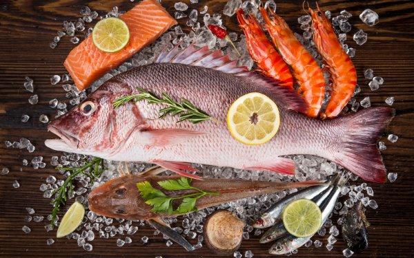 Alimento Pescado Salmon Bodegón Marisco Fondo de pantalla HD   Fondo de Escritorio