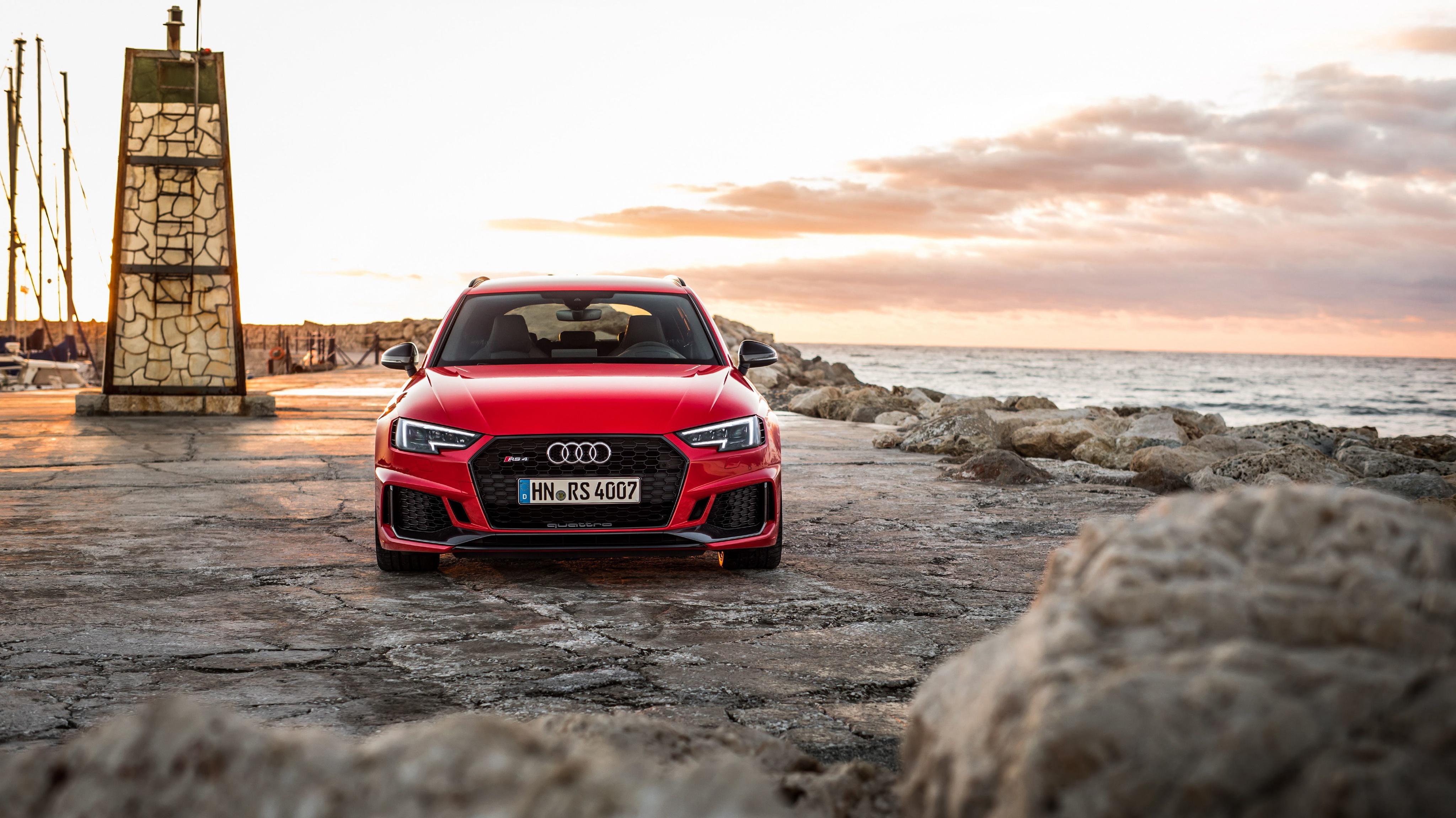 Audi Rs4 4k Ultra Hd Wallpaper Background Image 4096x2304 Id