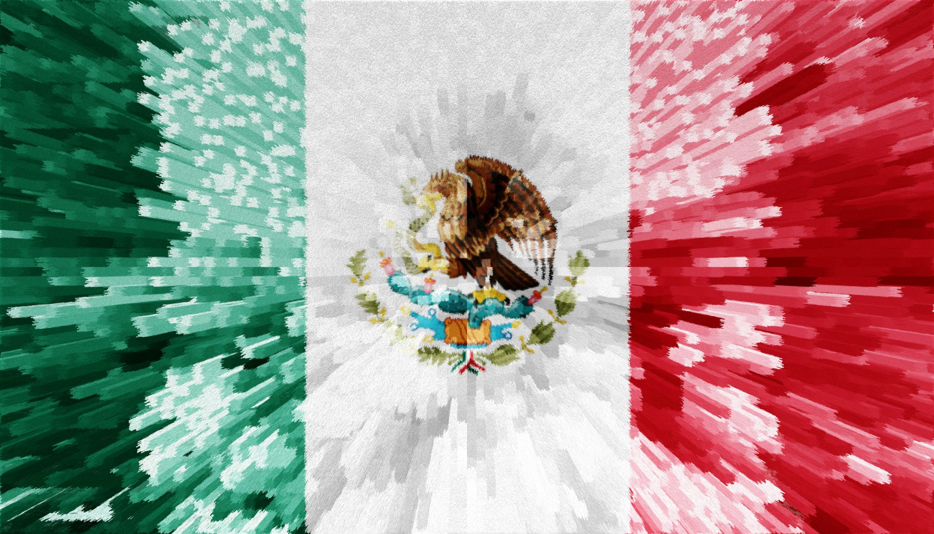 Mexican Flag Fondo De Pantalla HD