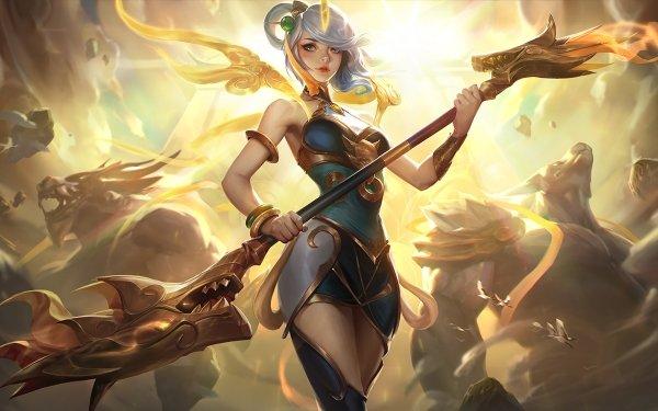 Videojuego League Of Legends Lux Fondo de pantalla HD | Fondo de Escritorio