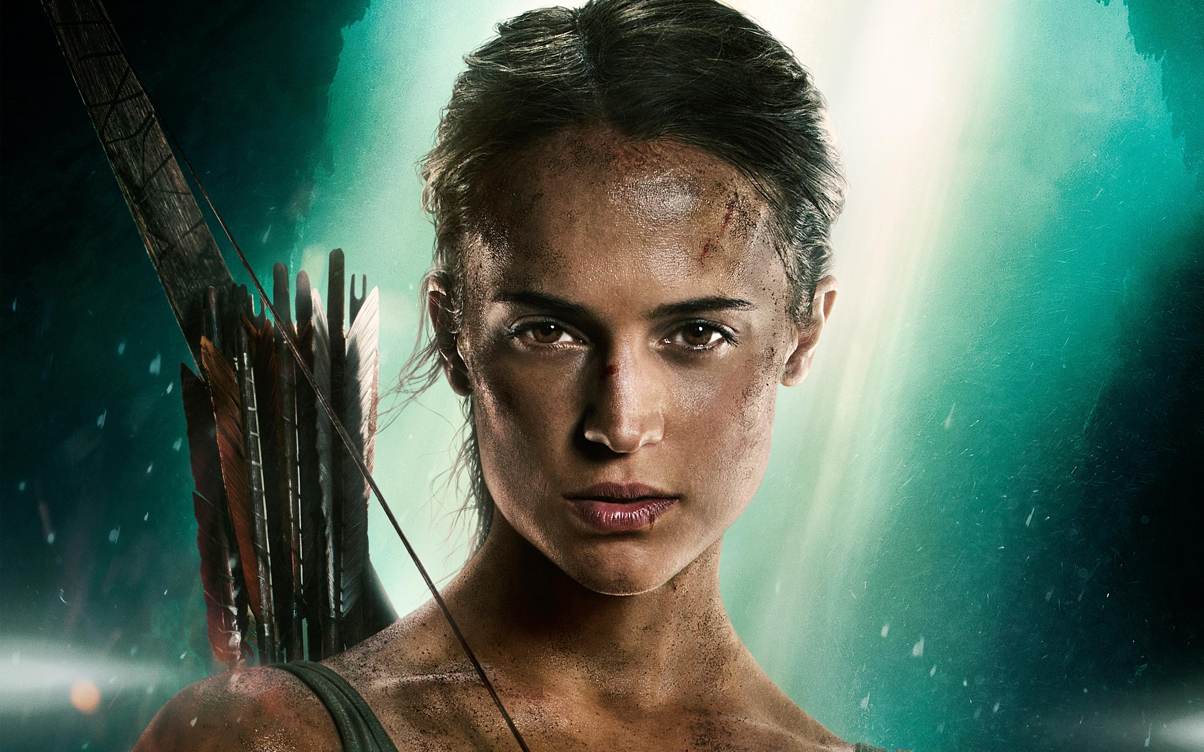 Tomb Raider 2018 4k Ultra Fondo De Pantalla Hd Fondo De