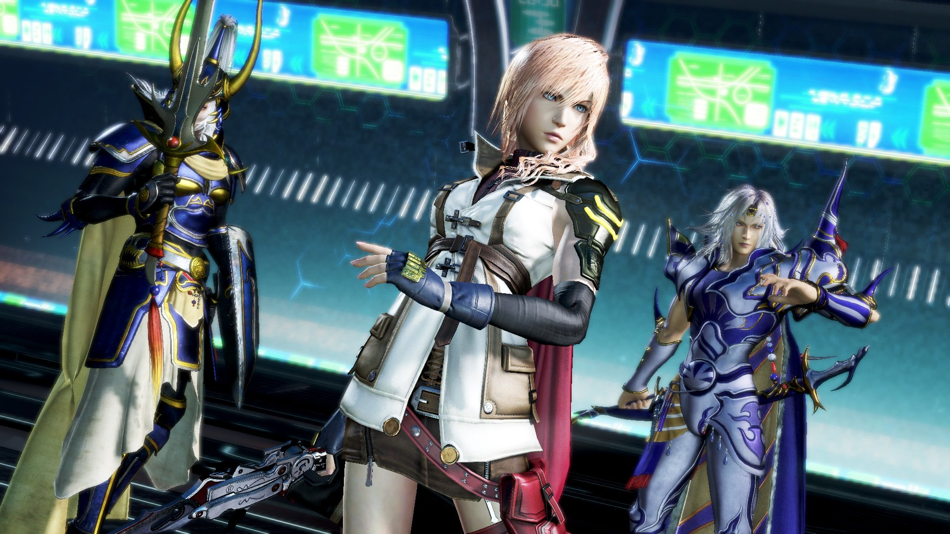 电子游戏 - Dissidia Final Fantasy NT  壁纸
