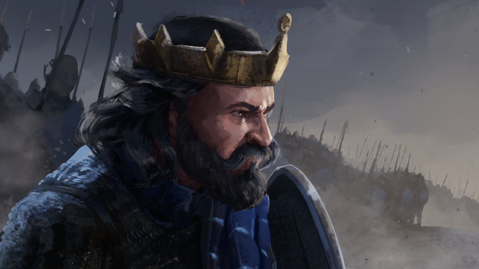 Video Game - Total War Saga: Thrones of Britannia  Wallpaper