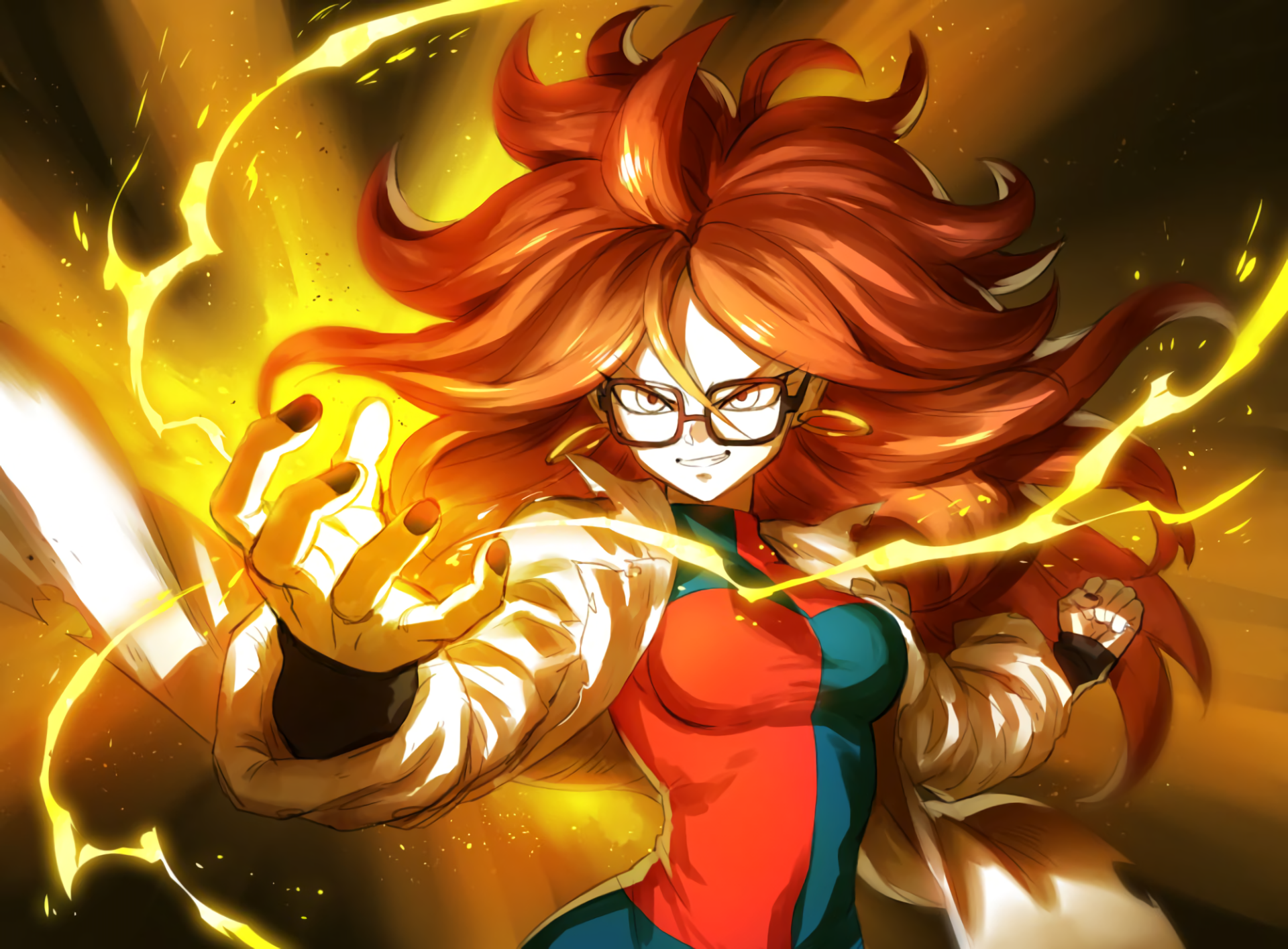 Video Game - Dragon Ball FighterZ  Android 21 (Dragon Ball) Wallpaper