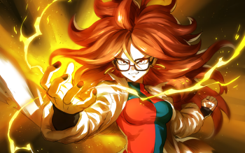 17 Android 21 Dragon Ball Hd Wallpapers Background