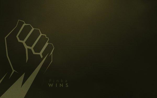 Video Game Tom Clancy's Rainbow Six: Siege Finka Minimalist HD Wallpaper   Background Image