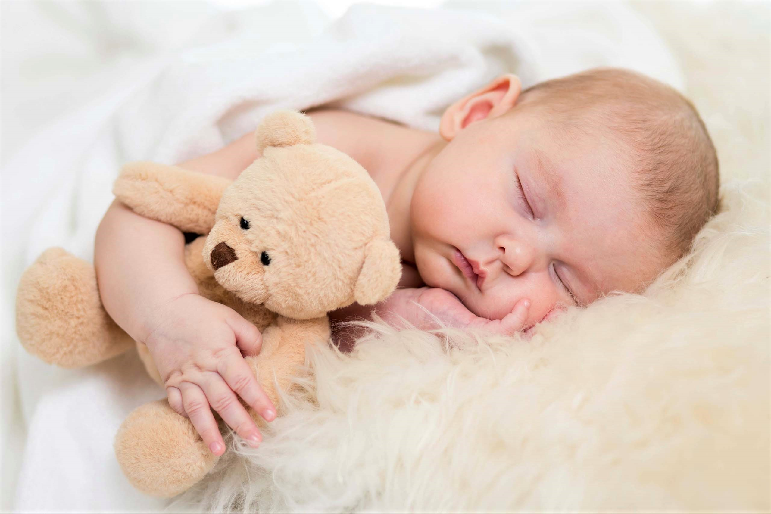 Sweet Sleeping Baby Bay Hd Wallpaper Background Image 2560x1707 Id 905303 Wallpaper Abyss